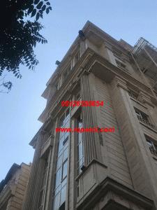 درز گیری نمای ساختمان