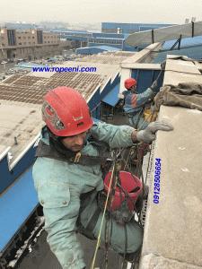 خدمات صنعتی ارتفاع نوردان