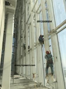نقاشی نمای ساختمان در تهران