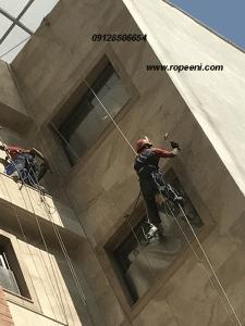 محکم سازی سنگ نما در تهران