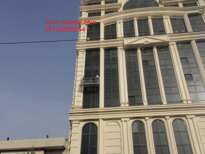 اجاره کلایمر ساختمانی