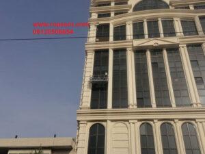 خدمات شستشوی نمای ساختمان با کلایمر